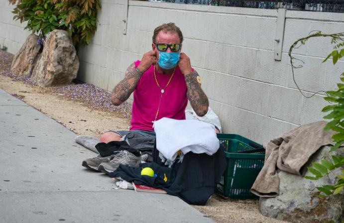Paradox: corona heeft ook positieve kanten voor daklozen