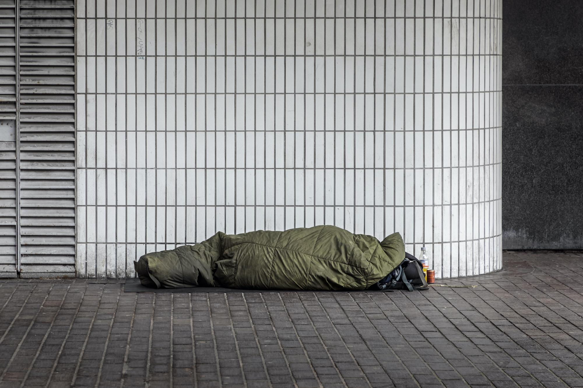 Waar kunnen dakloze mensen nog heen tijdens corona?
