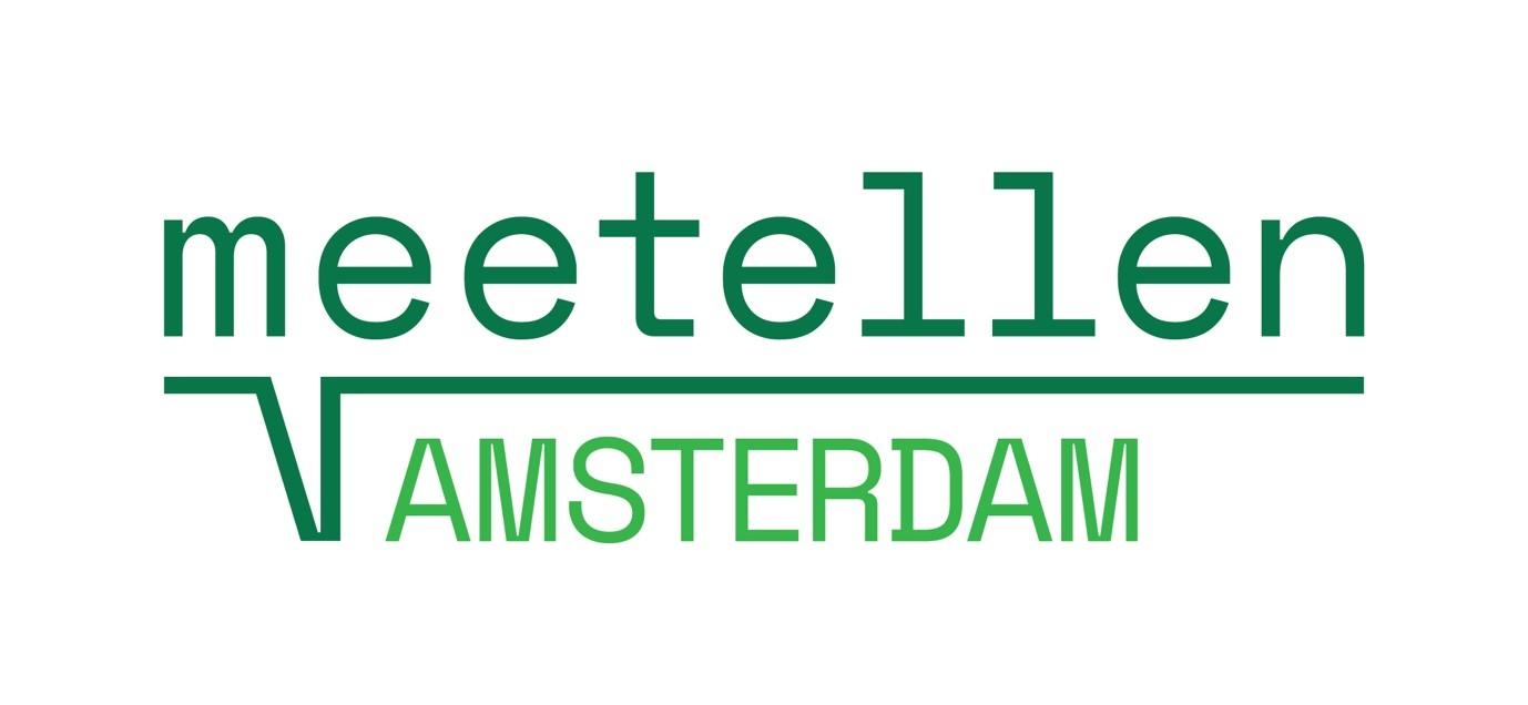 Meetellen Amsterdam Logo