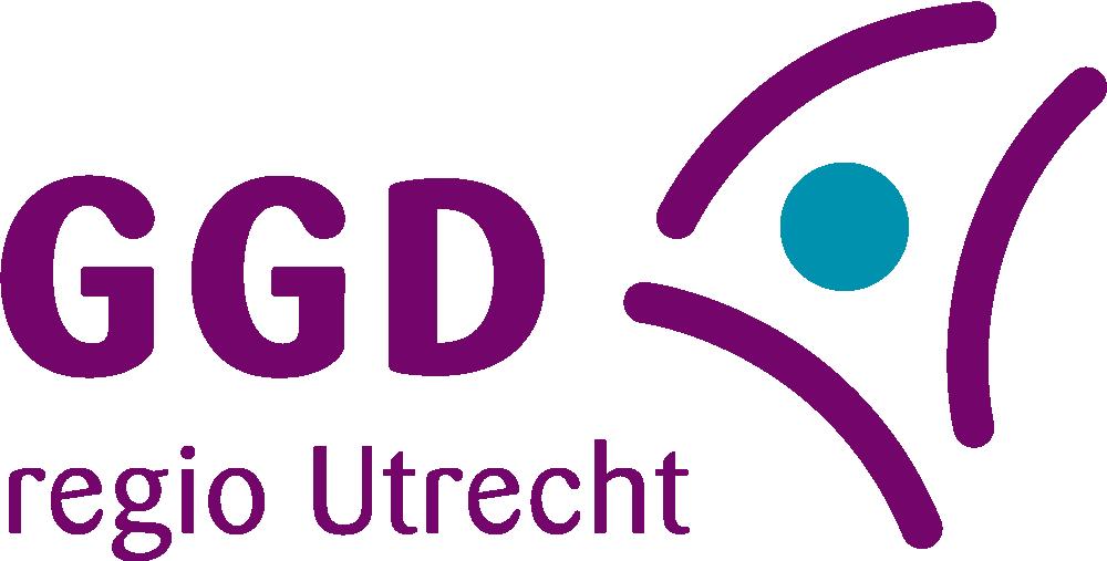 GGD Regio Utrecht Logo Coronatijden in Nederland